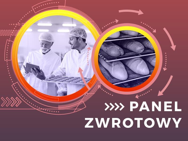 Infopiek oprogramowanie dla piekarni i cukierni - Panel Zwrotowy