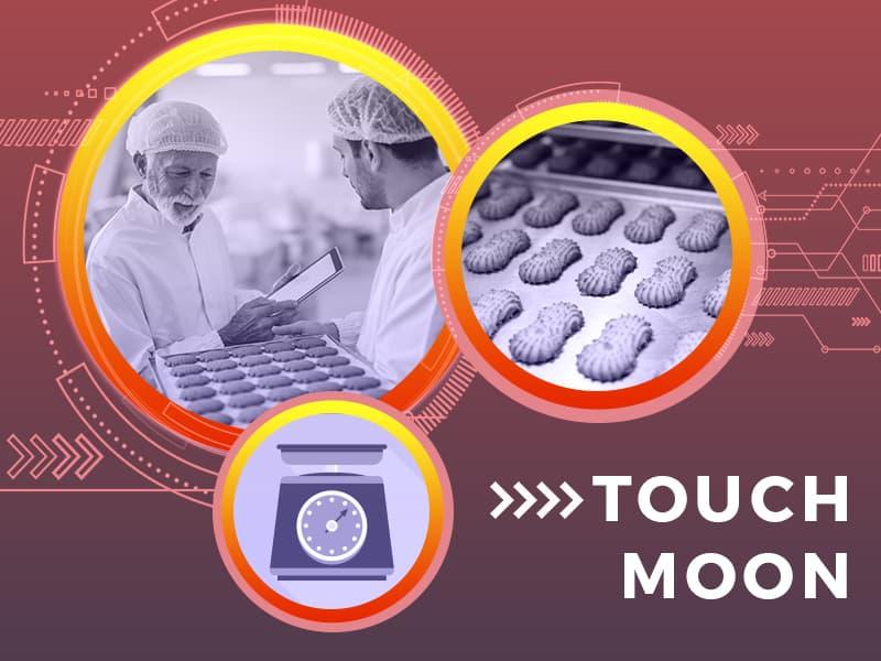 Infopiek oprogramowanie dla piekarni i cukierni - Touch Moon