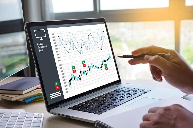InfoPiek prognoza sprzedaży wykres oprogramowania